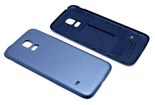 handywest Kompatibel für Samsung S5 Mini SM-G800F G800 G800F Akku Deckel Rückschale Back Cover Akkudeckel Batterie Cover Battery Cover Akkufachdeckel Black