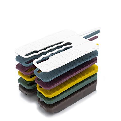 INNONEXXT placas de base de máxima calidad, 60 x 45 mm, 300 unidades, placas de base, distanciadores, juego: 1, 2, 3, 4, 5, 10 mm