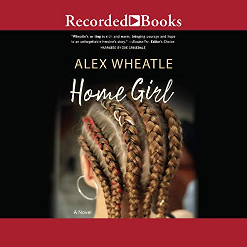 Home Girl audiobook cover art