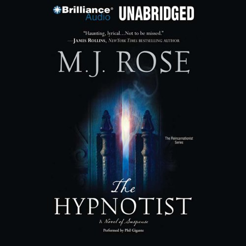 The Hypnotist cover art