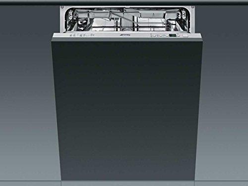 Smeg STP364T lavastoviglie A scomparsa totale 14 coperti A++