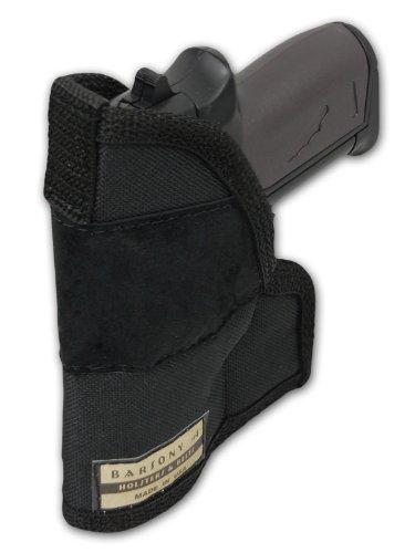 Barsony Gun Concealment Pocket Holster for Small .22 .25 .380 .32 Beretta Bobcat Tomcat