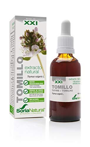 Soria Natural Extracto Tomillo Ciclodex - 50 mililitros