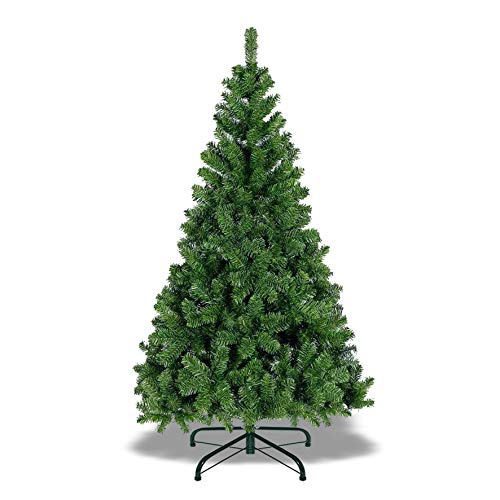 Strong Camel 7-Feet Artificial Christmas Tree with Solid Metal Stand