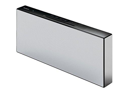 Sony Multi-Connect-Komponenten CMT-X5CD: Bluetooth/FM/AM/FM entsprechend Breiten weißen CMT-X5CD W