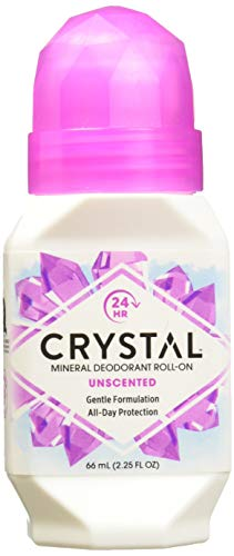 Crystal Deodorant Roll On 50Ml (Pack Of 2)
