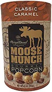 Harry & David, Moose Munch Gourmet Popcorn, Classic Caramel, 10 Oz.