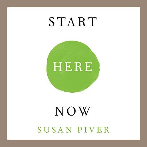 Start Here Now audiobook cover art