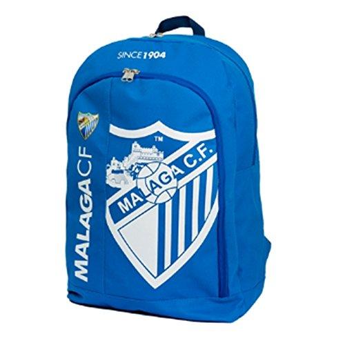 Malaga fútbol Club–Mochila grande 45cm Malaga fútbol Club