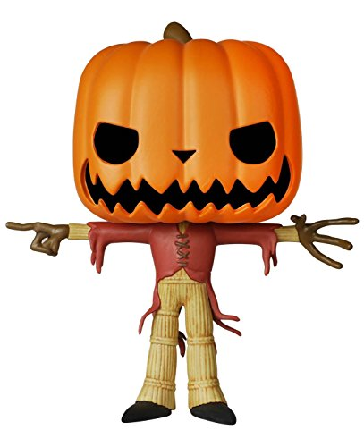 Funko POP: Disney: Pesadilla antes de Navidad: The Pumpkin King