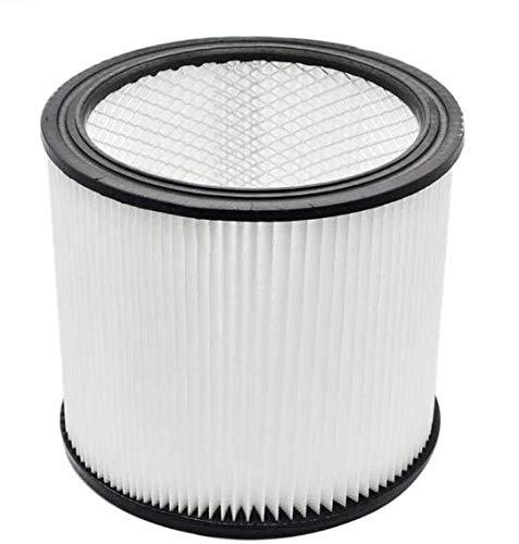 GIB cleaningtool Filtro de repuesto para tienda Vac 90304 90350 90333 9030400 filtro que se adapta a la mayoría de aspiradoras húmedas/secas de 5 galones y más