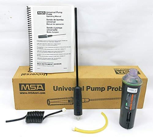 Msa 10055576 Solaris Multigas Detector Universal Bomba Medidor SN.A1-25376 ( Imi- 1125042120420)