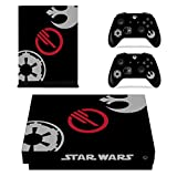 Adventure Games - XBOX ONE X - Star Wars, Limited Edition - Vinyl Console Skin Decal Sticker + 2 Controller Skins Set