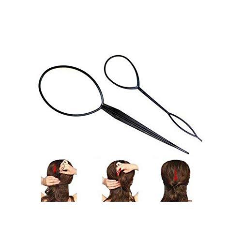 Carry stone 2 Sätze Zubehör Haarfrisur-Zubehör-Kit für Frauen Set Design von Haar-Tools für dauerhaftes und praktisches Haar
