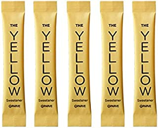 THE YELLOW - Zero Calorie Sucralose Sweetener 500 Individual Serving Stick Packets - U Parve/Kosher