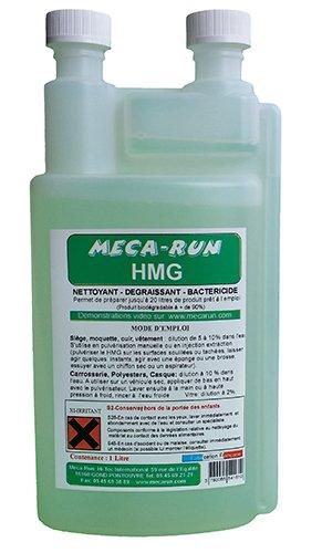 MECA-RUN HMG1L Nettoyant - HMG 1 Litre en Simple Bidon