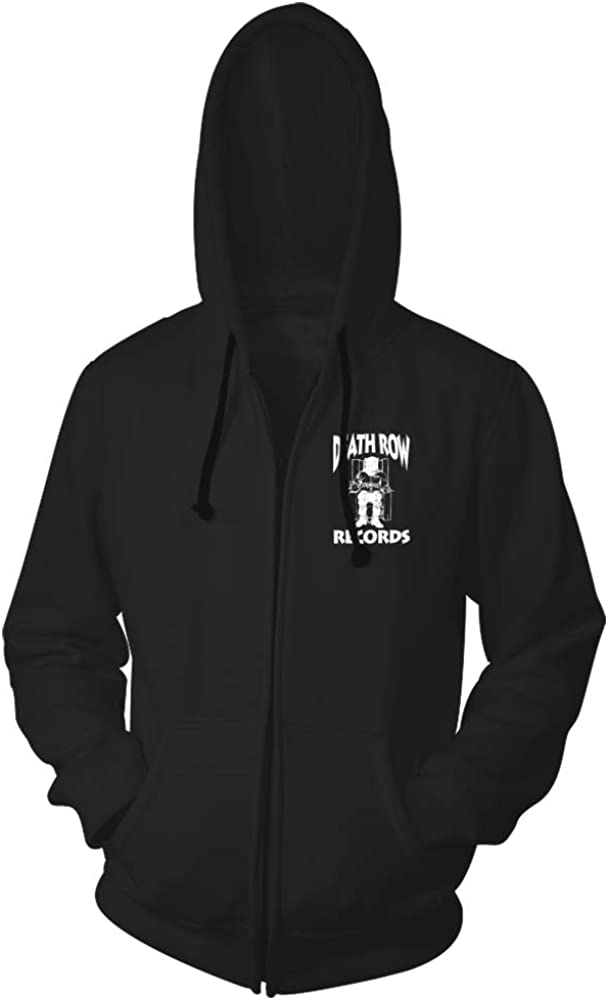 Ripple Junction Death Row Records Purchase Adult Unisex Zip F 92 Athletic Long Beach Mall
