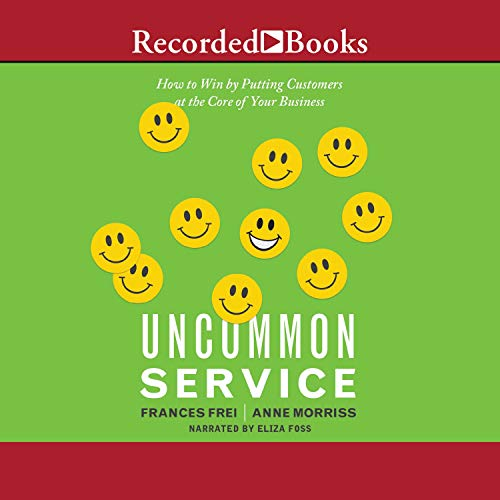 Uncommon Service cover art