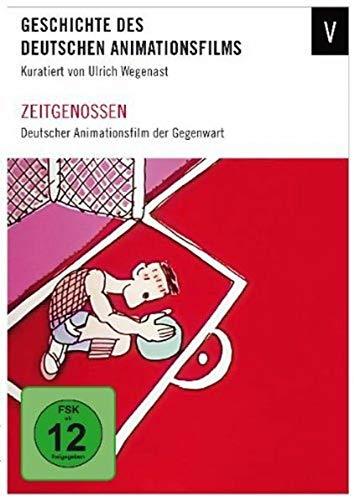 Geschichte des dt. Animationsfilms 5 - Zeitgenossen – Deutscher Animationsfilm der Gegenwart