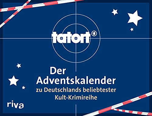 Tatort – Der Adventskalender zu Deutschlands beliebtester Kult-Krimireihe