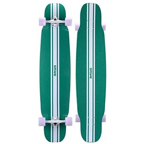 Affordable QiYue 47 Inch Complete Skateboards, Skateboard for Kids/Boys/Girls/Youth/Adults, Tricks S...