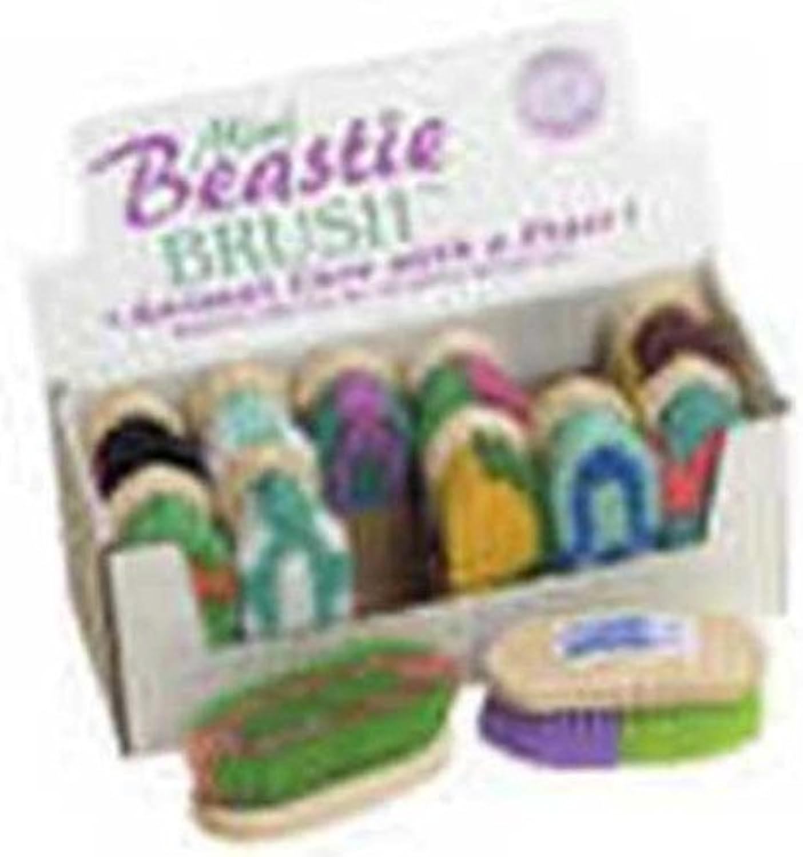 Hills Brush  Beastie Dandy Brush Mini B1613 pk x 12 Pack