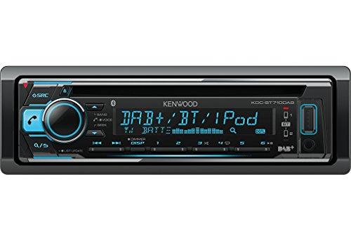 Kenwood kdc-bt710dab CD-Tuner/DAB +/USB/Bluetooth, Mehrfarbig