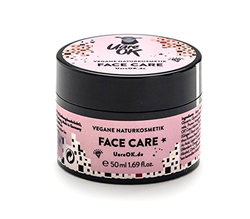 U are OK Face Care | milde Gesichtscreme | vegane Naturkosmetik | 50ml