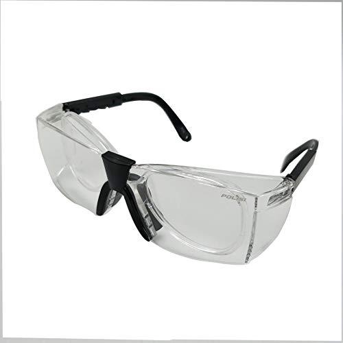 Laser industriel protection pour lunettes de lunettes de sécurité 1064nm Laser Yag Lab Testdouble Cadre