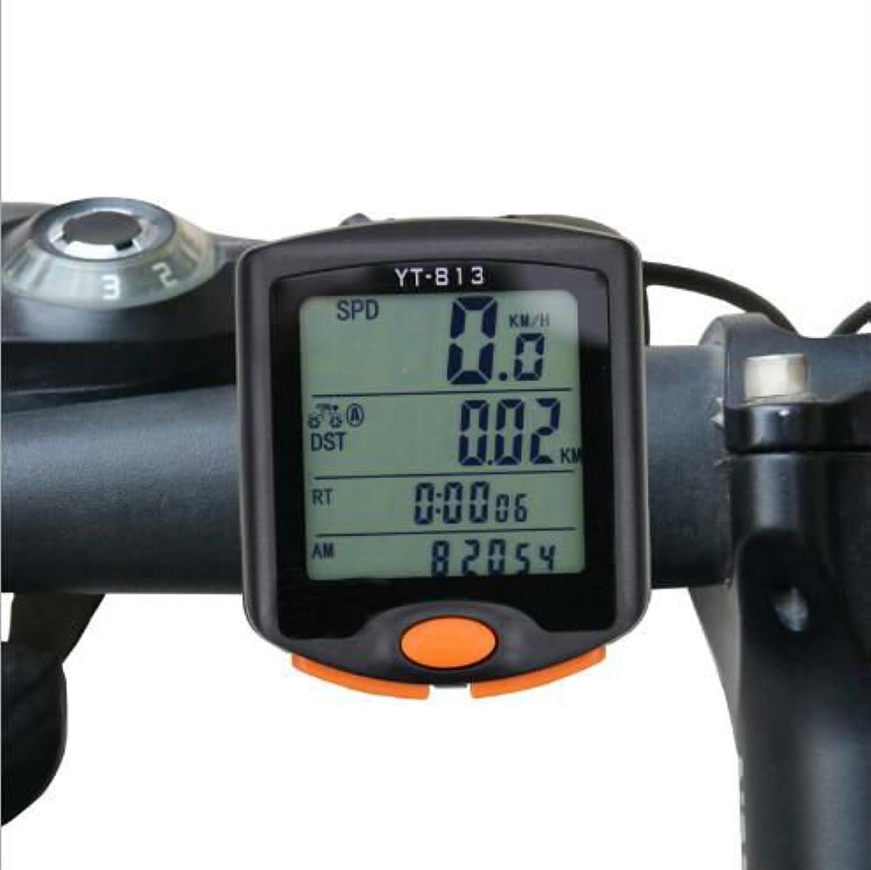 with Speedometer Cycling Multifunction Waterproof Bike