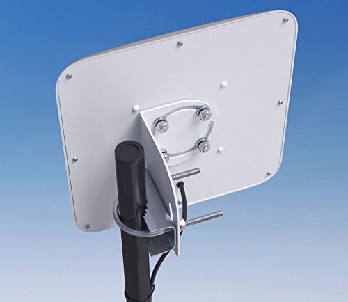 Outdoor WiFi Antenna BAS-2301 15 dB Extender up to Half-Mile for WiFi routers 2.4 GHz