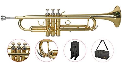 Steinbach Bb- Trompete mit Neusilber Ventilen - Angebotspreis