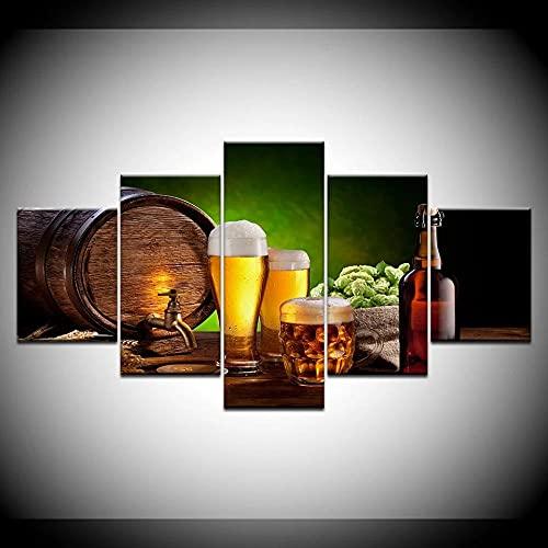 Barril De Cerveza De Madera En Hd