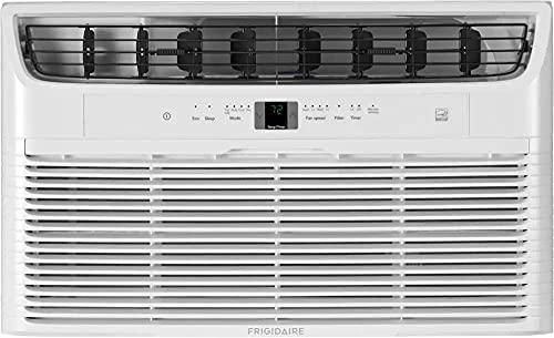 BaiJaC Ventilatori di Aria condizionata, Condizionatore d'Aria Incorporato, Bianco