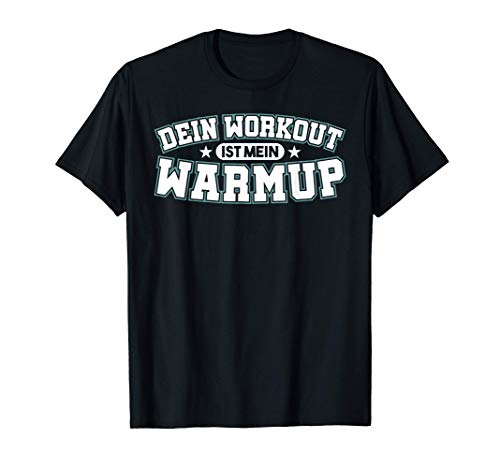 Fitness Trainerin Therapeut Personal Trainer Geschenk T-Shirt
