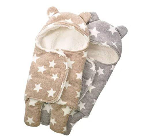 ニッキハウス ベビー おくるみ 暖かい 冬 クマさん 新生児 出産祝い ふわふわ カバーオール おしゃれ バスロープ ブランケット (大, ピンク)