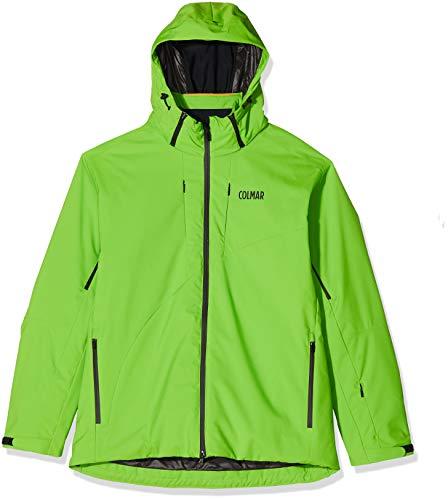 Colmar Herren Calgary Jacket Whistler Skijacke, Fern Green, 56
