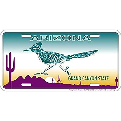 Signs 4 Fun SLMZRD AZ - Road Runner, License Plate