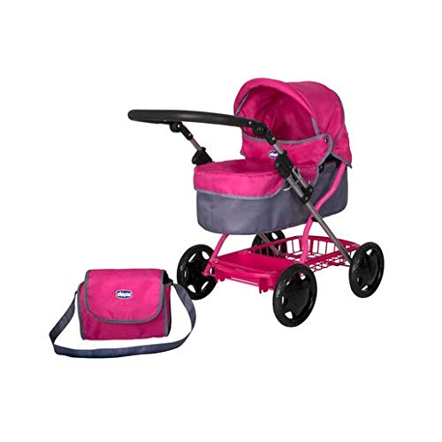 Chicco David HALSALL PLC – 1423557.ENT Junior Puppenwagen, pink