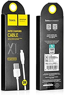 Hoco Apple Lightning USB Connection Cable 3M