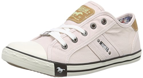 Mustang 1099-302, Damen Sneakers, Pink ( rose 555), 37 EU