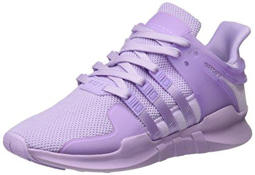 adidas Women's EQT Support Adv W Fitness Shoes, Vari Colori Viola Verde Purple Glow S16 Purple Glow S16 Sub Green S13, 4 UK