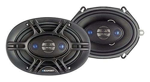 Blaupunkt 5 x 7-Inch 360W 4-Way Coaxial Car Audio Speaker, Set of 2