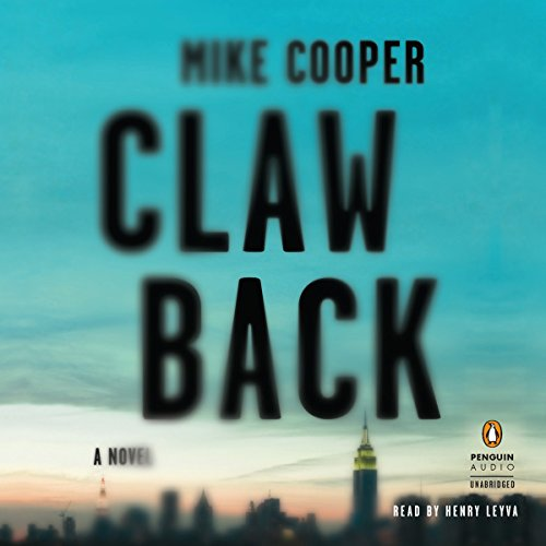 Clawback audiobook cover art
