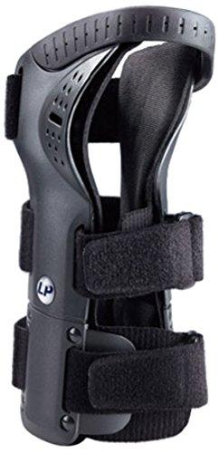 Lp Support® 550 Handgelenkschiene - Handgelenk-Bandage - Handgelenk-Orthese Sport, Farbe:schwarz, Größe/Seite:L/Rechts