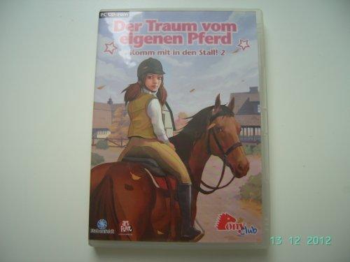 Der Traum vom eigenen Pferd: Komm mit in den Stall, gebraucht gebraucht kaufen  Wird an jeden Ort in Deutschland