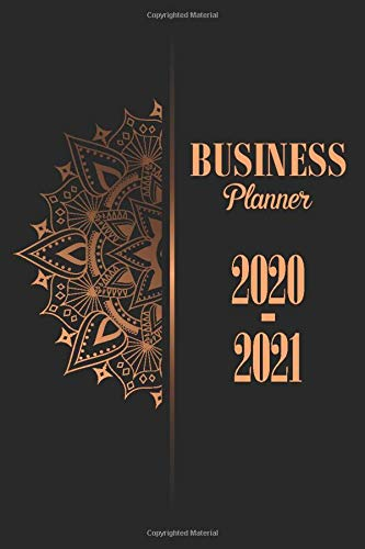 Business Planner: Notebook Planner for Business Management and Daily Projects Notebook Organizer for Entrepreneurs Men and women with Sales ... Tracker, Finance & Product, and more.
