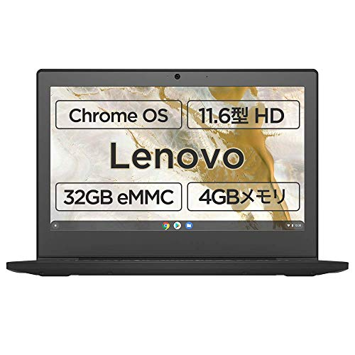 "Google Chromebook Lenovo IdeaPad Slim350i (11.6"" HD Celeron 4GB Memory 32GB SSD )"