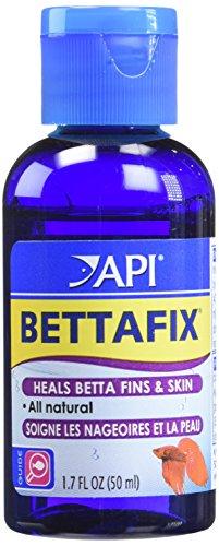 Aquarium Pharmaceuticals BettaFix Remedy 1.7 oz (Pack of 4)