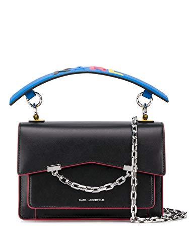 KARL LAGERFELD Luxury Fashion Donna 20KW201W3060MULTI Nero Ecopelle Borsa A Mano | Primavera-estate 20